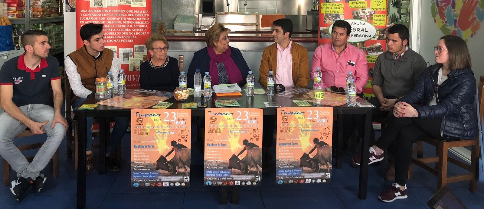Tentadero Solidario a favor del Comedor de los  Pobres