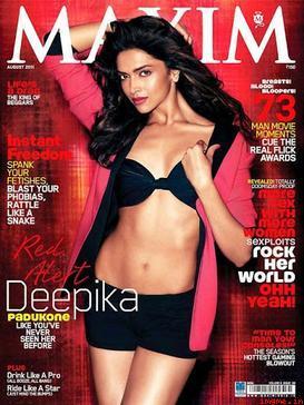 Deepika Padukorne Bikini Hot & bold New Bollywood Actress Pics 2016 on maxim