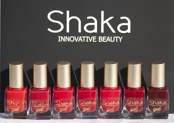 Shaka Red Show smalti