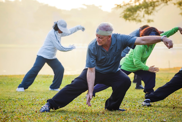 How Does Tai Chi Help Those In Recovery?