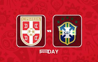 Serbia vs Brazil – Highlights & All Goals