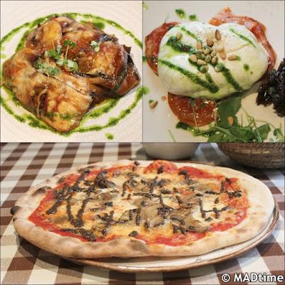Los platos de Fellina