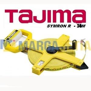 jual Meteran Tajima Symron 30 Meter Fiber