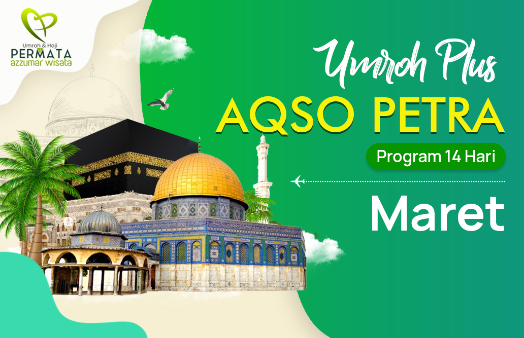 Promo Paket Umroh plus aqso Biaya Murah Jadwal Bulan Maret 2020