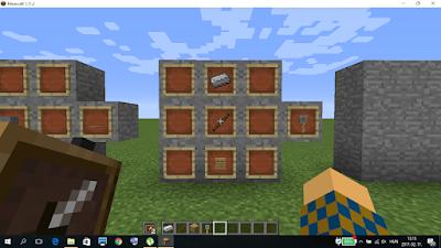 minecraft botlódrót