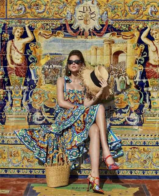 Catherine McNeil for Harper's Bazaar