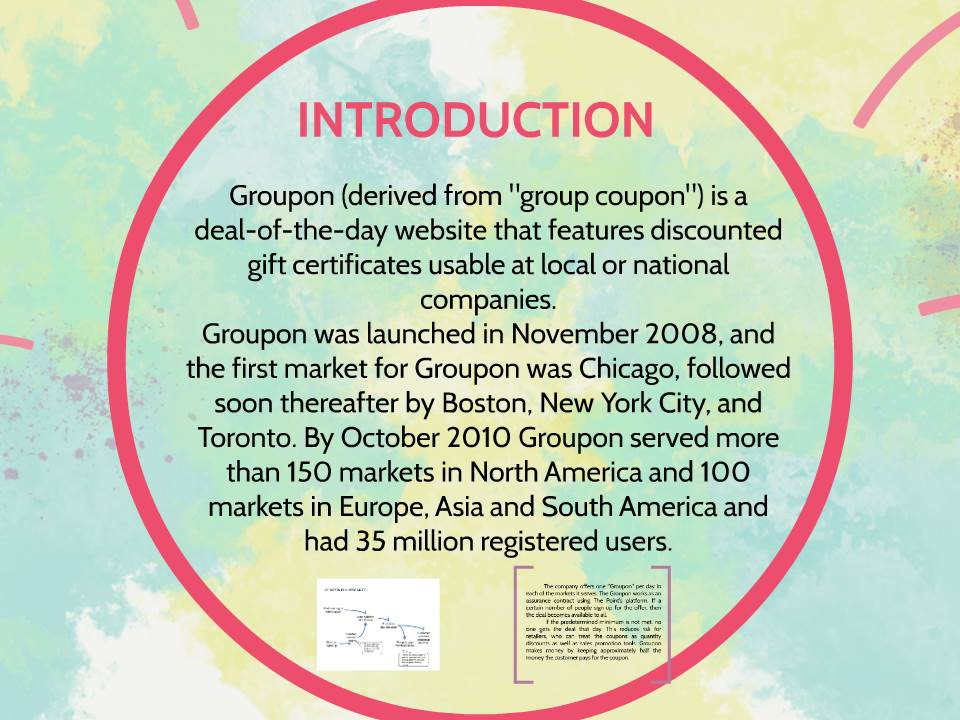 Case Study 13: Groupon's Business Model: Social and Local