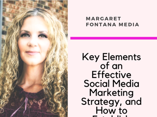 Key Elements of an Effective Social Media Marketing Strategy, and How to Establish Them