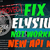 3 MINUTES fix Elysium addons not working