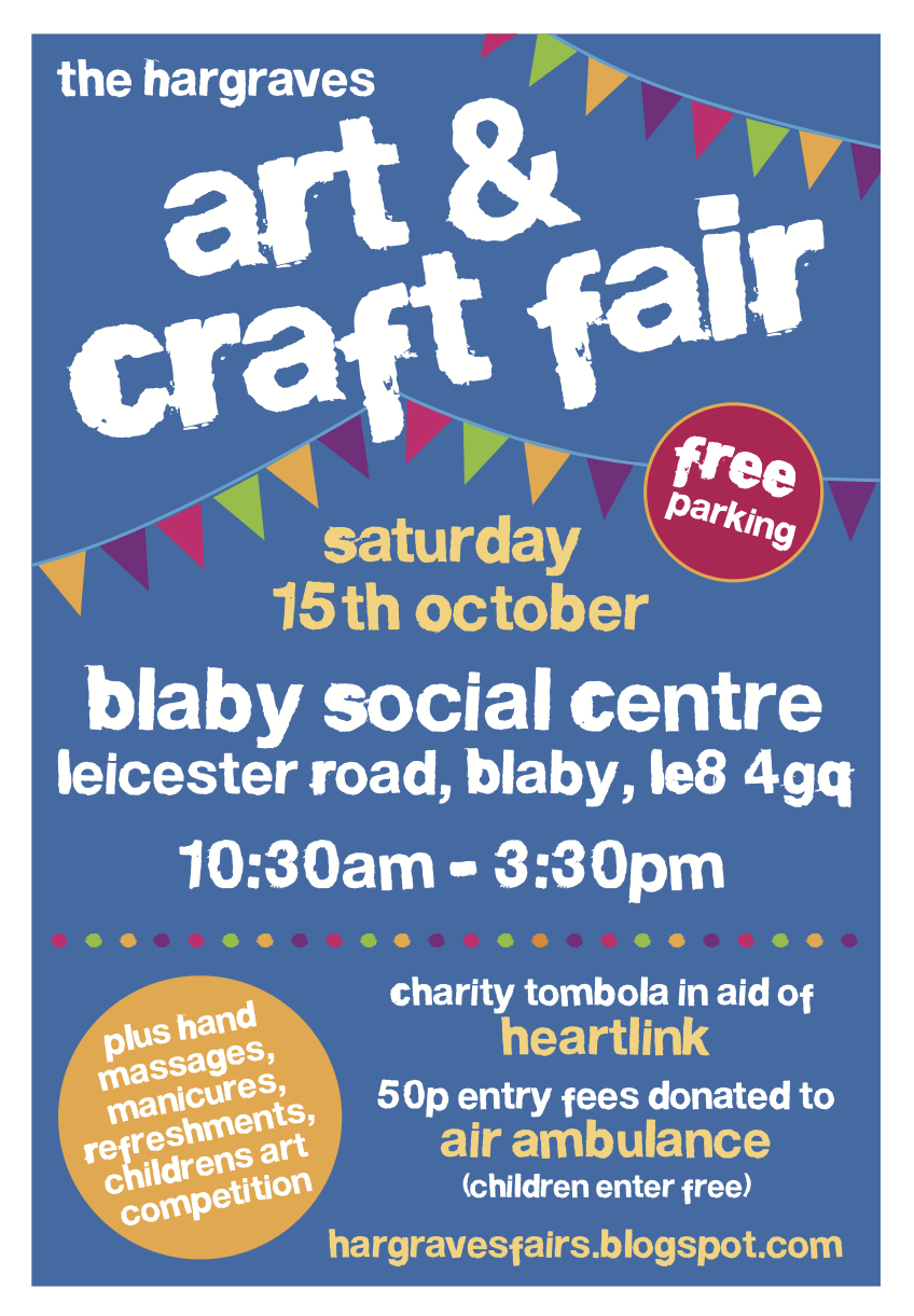 Christmas Craft Fairs Leicestershire