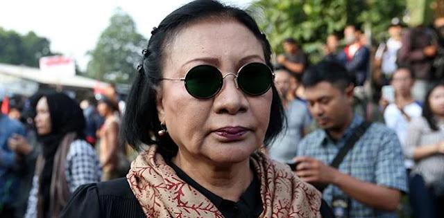 Pemprov Jakarta Ikhlas Dana Rp 70 Juta Tak Dikembalikan Ratna