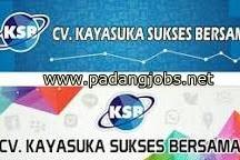 Lowongan Kerja Padang Desember 2017: CV. Kayasuka Sukses Bersama
