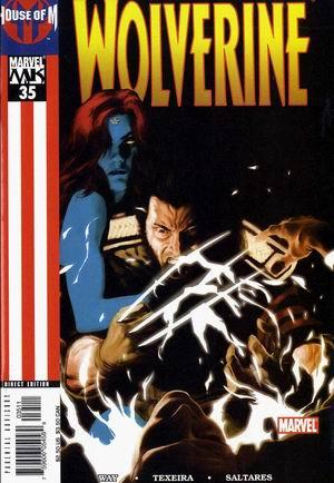 House of M: Wolverine #35 PDF