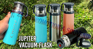 Souvenir Jupiter Vacuum Flask, Jupiter Termos Tumbler - Grosir Souvenir Tumbler Promosi