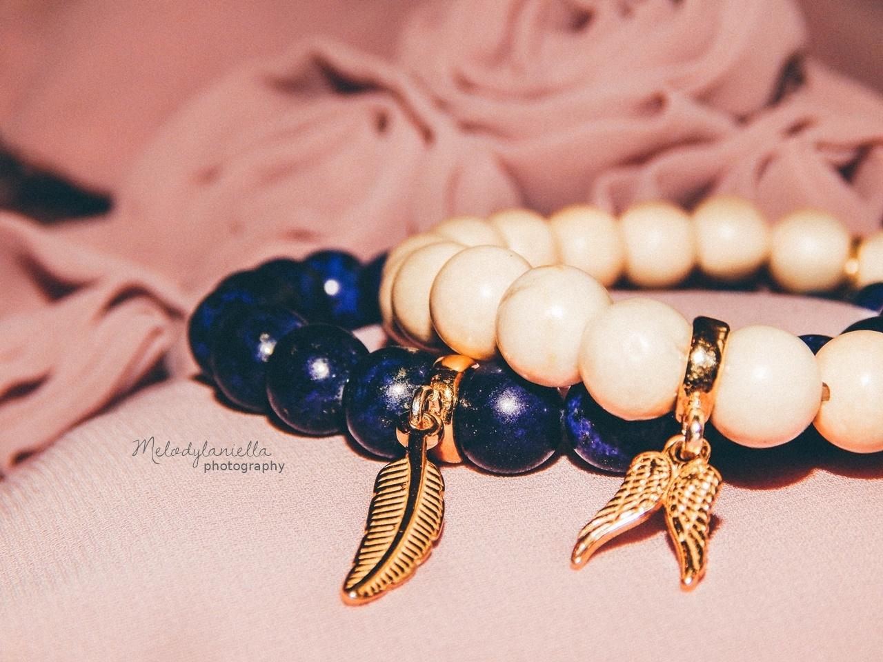 1 bizuteria anna jewellery by Ana bizuteria bransoletki marmur charmsy 24k zloto skrzydla piórko marmur lapis lazuli prezent piekne melodylaniella