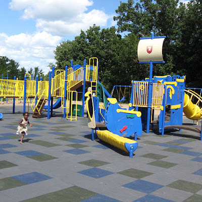 Greatmats specialty flooring mats and tiles mulch or for Cork playground flooring