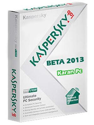 Kaspersky Internet Security 2013 Beta With 90 Days Key