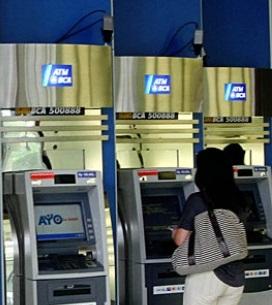 cara transfer dari bank bca ke mandiri
