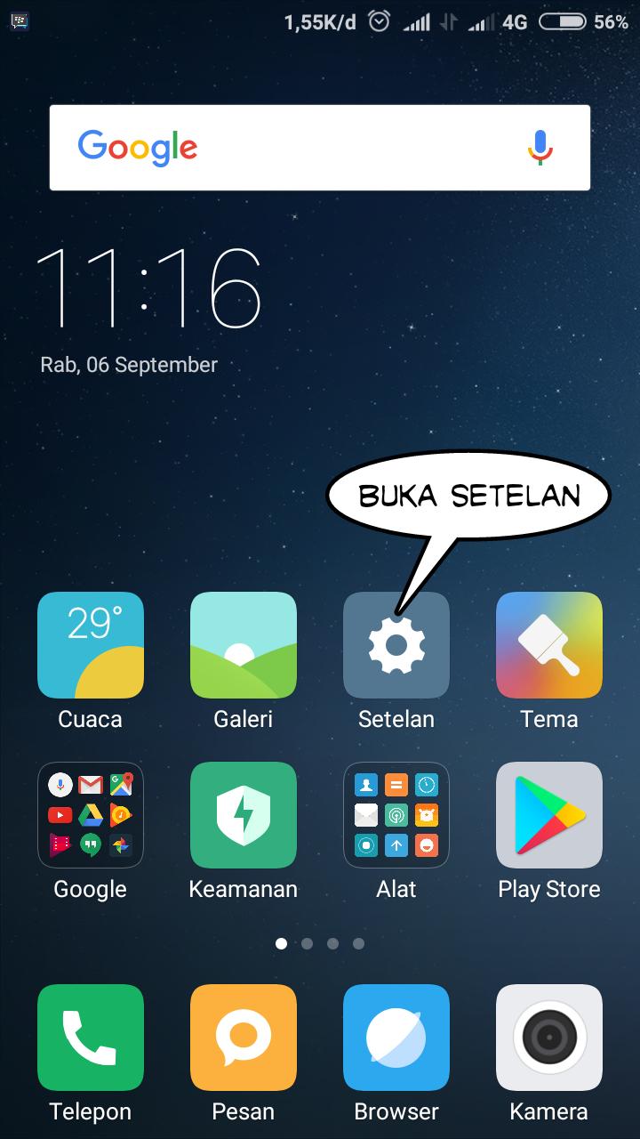 Cara Menjalankan Aplikasi Di Latar Belakang Pengguna Xiaomi