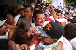 Carlos Ferney Caicedo Pedraza, elegido como nuevo  alcalde de Mesetas 2016-2019