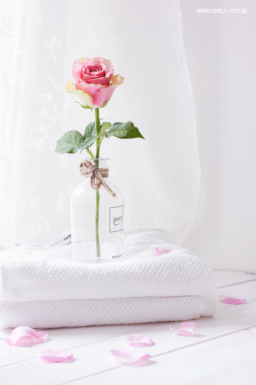 Rosenwasser Gesundheit und Hautpflege Body Spray selber herstellen