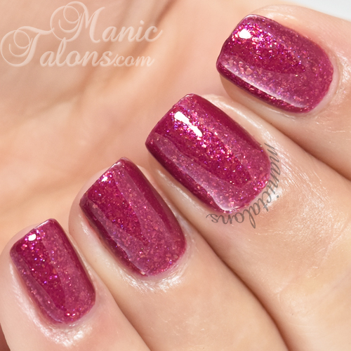 Madam Glam Gel A-List Swatch