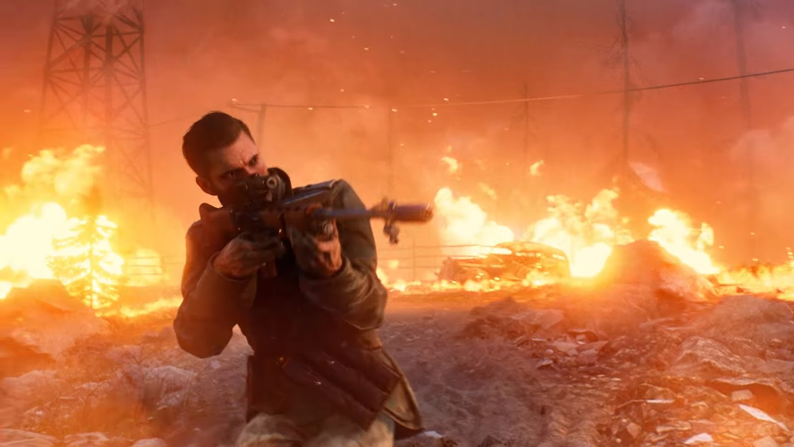 "Battlefield V: Firestorm não será free-to-play ""no momento"""