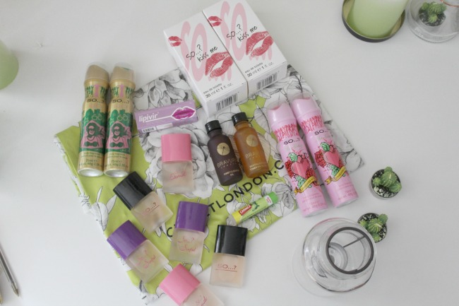 Bloggers Ball 2016 London event - beauty giveaway. Nourish ME: www.nourishmeblog.co.uk