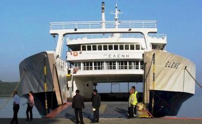 Ηγουμενίτσα: Βλάβη στον καταπέλτη ταλαιπώρησε τους επιβάτες