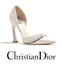 CHRISTIAN DIOR Pumps - CHRISTIAN DIOR Dress - Princess Charlene Style