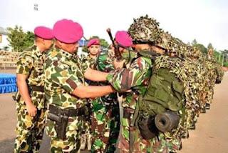 RUPANPUR – Regu Pandu Tempur – Unit Khusus Batalyon Infanteri Marinir