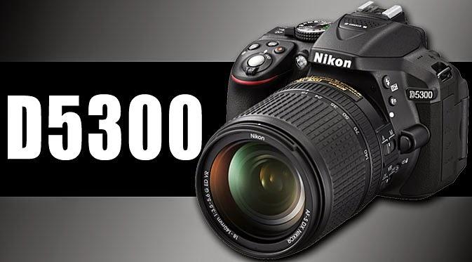 Harga Kamera Nikon D5300