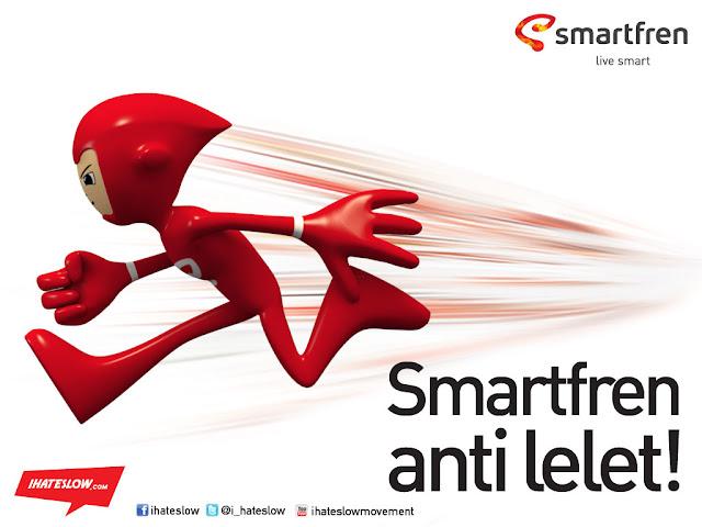 Internetan Sepuasnya dengan Paket Data Smartfren