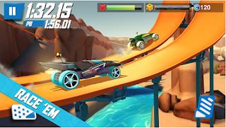 pada hari ini kali ini admin kembali share kepada anda permainan yang pastinya sangat s Hot Wheels: Race Off Mod Apk v1.1.11+277 Free Shopping for android