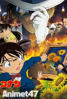 Detective Conan Movie 19 :Hoa Hướng Dương Của Biển Lửa - Detective Conan Movie 19: Sunflowers of Inferno (2015) 2015 Poster