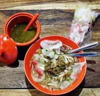 Mie Sop Medan 61 pasar santa