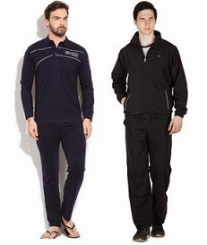 Flat 30% Extra Off on Men's Track Suits – Buy Dazzgear Men's Track Suits for Rs.1049 Only @ Flipkart