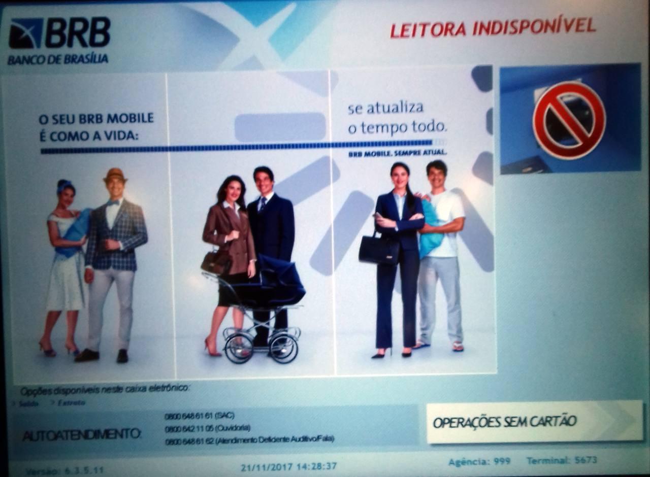 BRB, o pior banco de Brasília não respeita os clientes