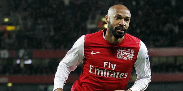 SBOBETASIA - Ini Gol Terfavorit Henry Bersama Arsenal