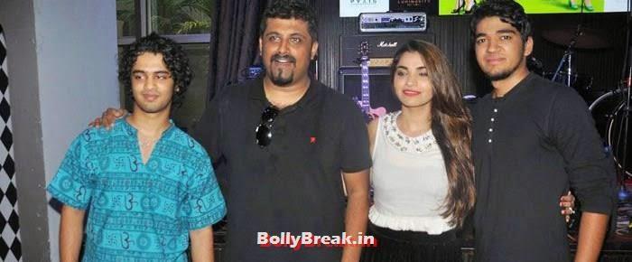 Raghu Dixit, Vir Das, Anindita Nayar, Shivangi R Kashyap at 'Amit Sahni Ki List' Music Launch