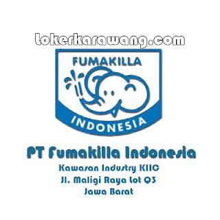 Lowongan Kerja PT Fumakilla Indonesia Karawang