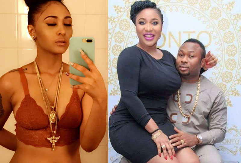 I didn't sleep with Tonto Dikeh's husband - accused actress