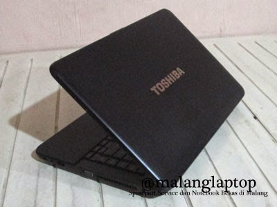 Jual Laptop Toshiba C800D Second