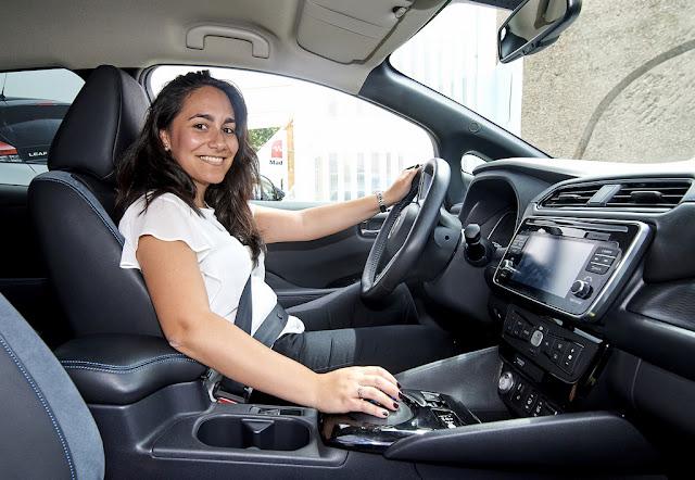 Nissan hace de la movilidad 100% eléctrica una realidad para el mercado masivo
