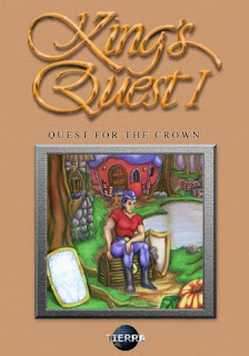 Kings' Quest I Remake AGD Interactive - Tierra