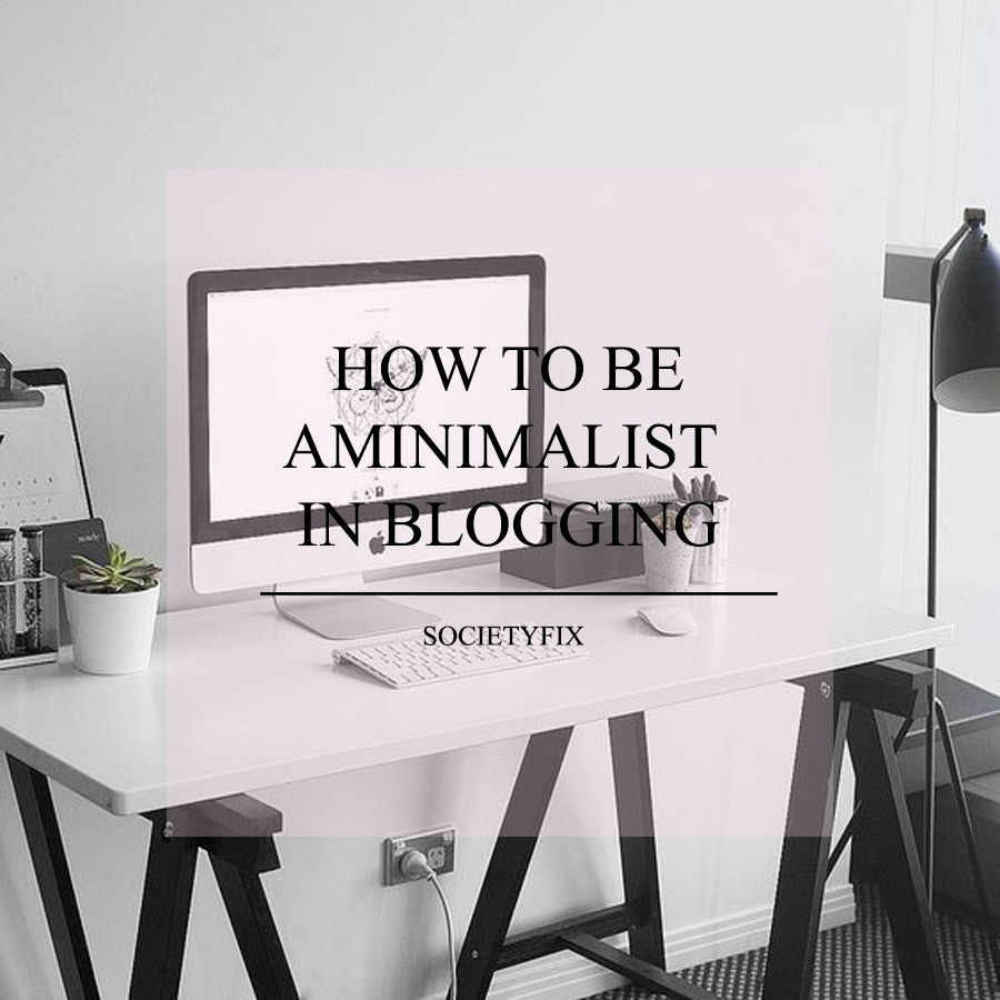 Minimalism is all about if it didn't brings you benefit, then get rid of it. I know that some of the things would bring benefit to other bloggers, but to me it doesn't.