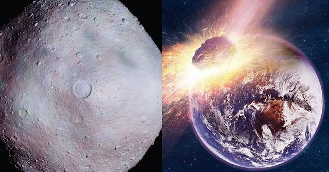 Τεράστιος αστεροειδής μπορεί να χτυπήσει την γη και να αφανίσει την ανθρωπότητα