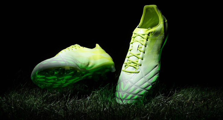Discount Adidas Adipure 11pro Hunt Boot Revealed Glow In The Dark