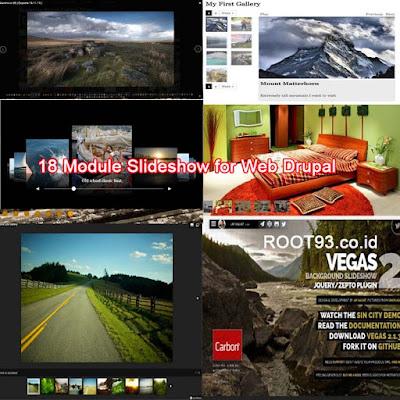 18 Slideshow Terbaik untuk Website Drupal