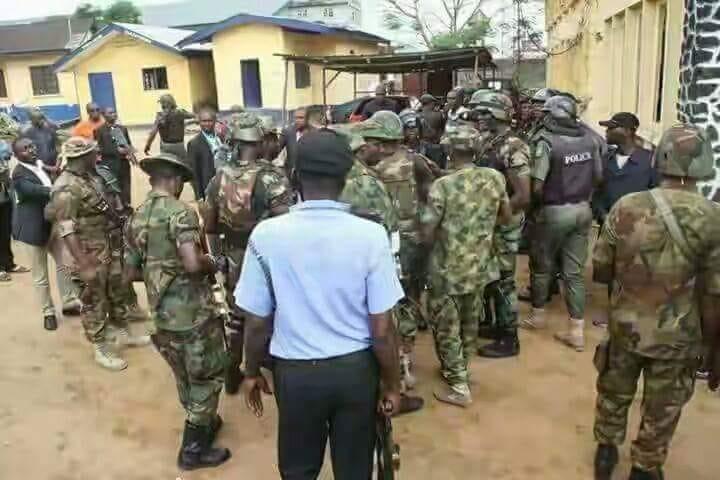 vigilante man killed soldiers free fulani robbers